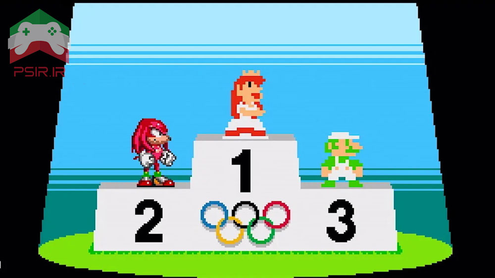 MARIO و SONIC در بازی های المپیک TOKYO 2020