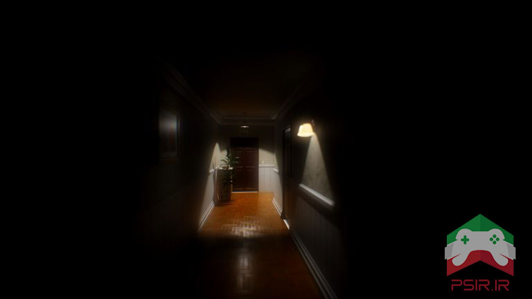 تصویری از بازی evil inside