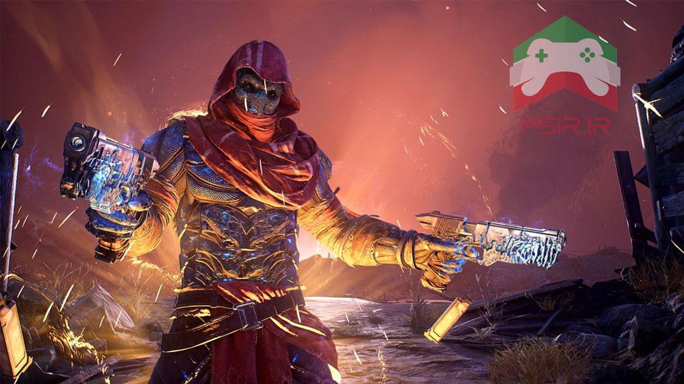 تصویری از بازی Outriders