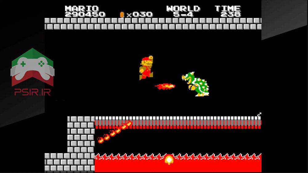 بازی ARCIVE ARCIVES VS. SUPER MARIO BROS. / WRECKING CREW