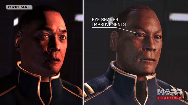 تغییرات در نسخه جدید بازی Mass Effect: Legendary Edition