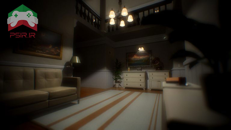 عکسی از بازی evil inside