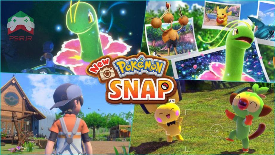 آخرین اخبار از بازی New Pokémon Snap