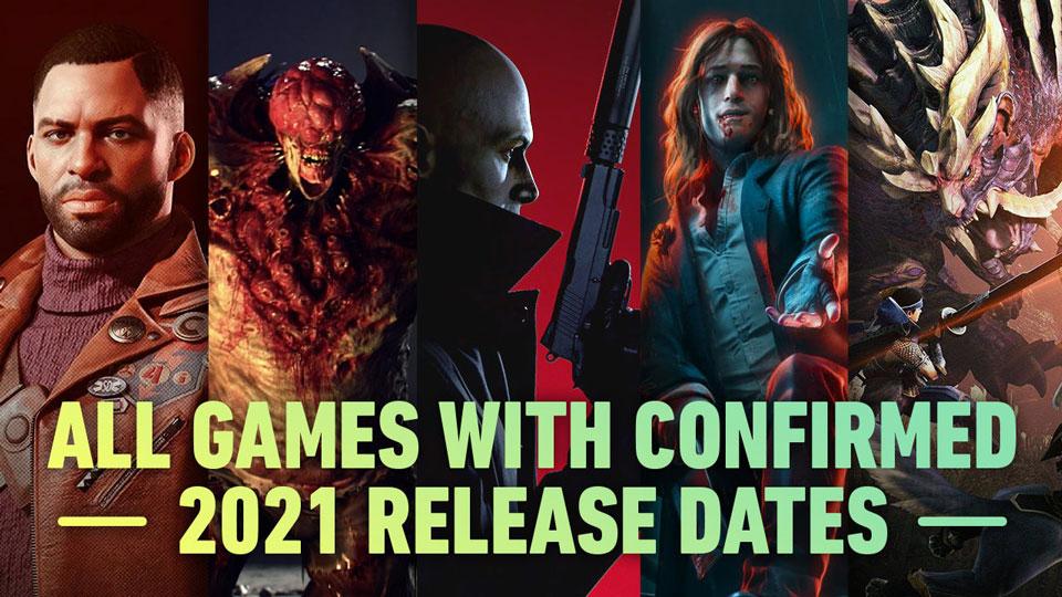 بازی هایی که در تاریخ دسامبر 2021 انتشار پیدا میکنند