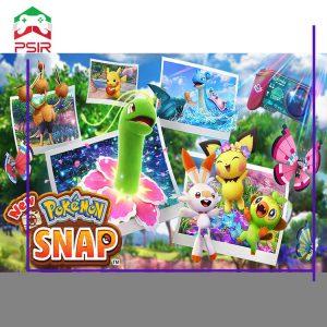 بررسی بازی New Pokémon Snap | نینتندوسوییچ