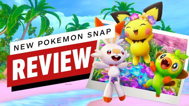نقد و بررسی کامل بازی New Pokémon Snap