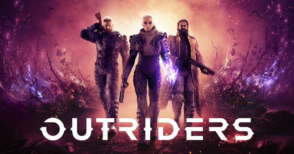 پوستر Outriders