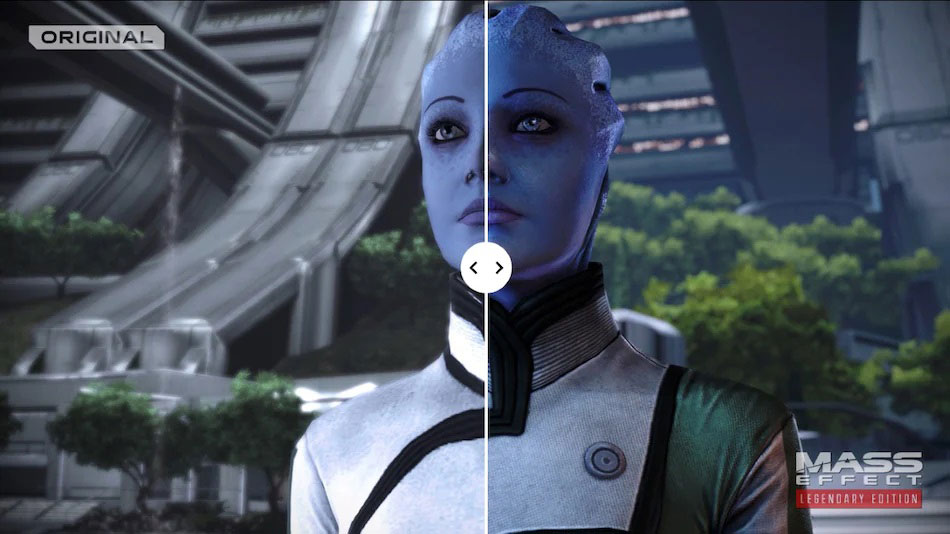 مقایسه Mass Effect: Legendary Edition و نحوه بهبود آن در سه گانه های اصلی این سری
