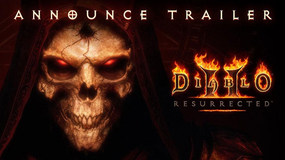 تریلر بازی Diablo 2 Resurrected