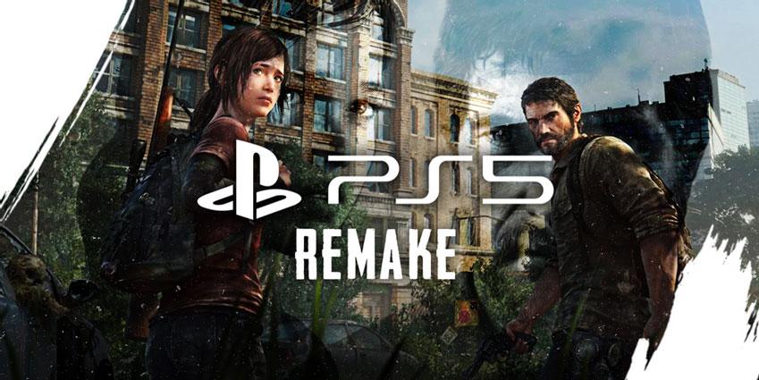 ساخت نسخه ریمیک The Last of Us توسط کمپانی سونی