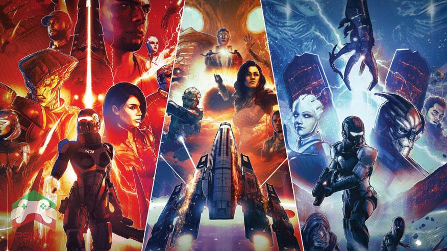 نکات جدید در Mass Effect Legendary Edition Patch 1.1 :