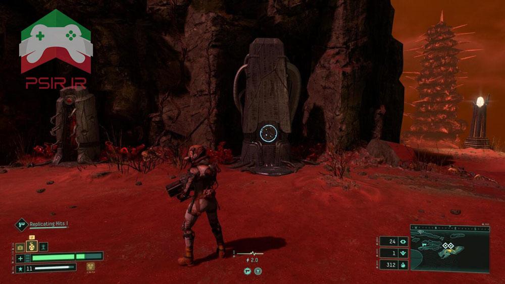 راهنما و نکات کامل بازی Returnal به همراه گیم پلی بازی