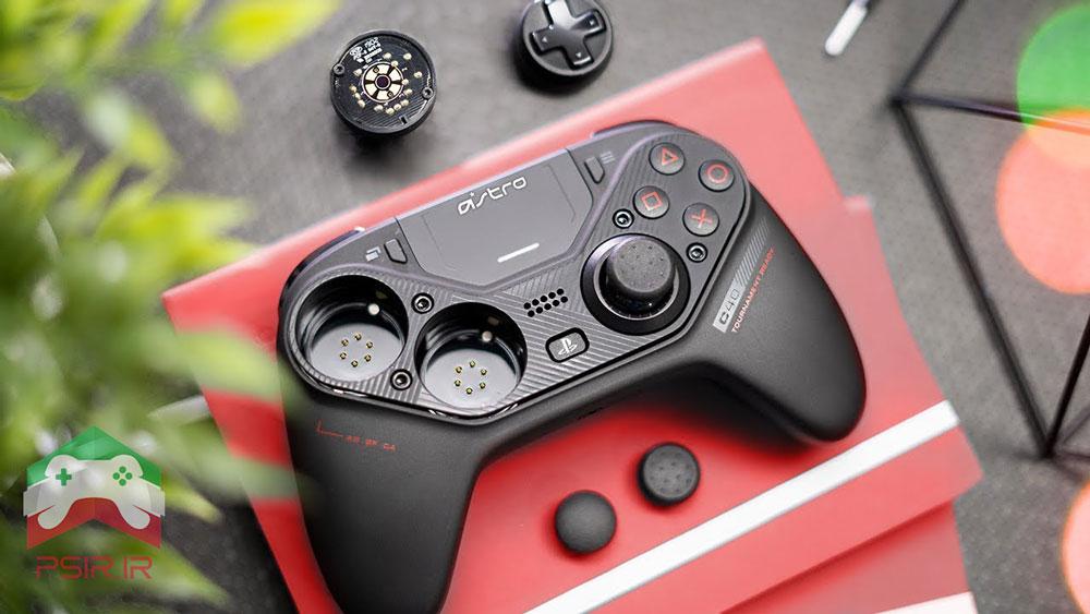 Astro C40 TR: بهترین کنترلر ماژولار PS4