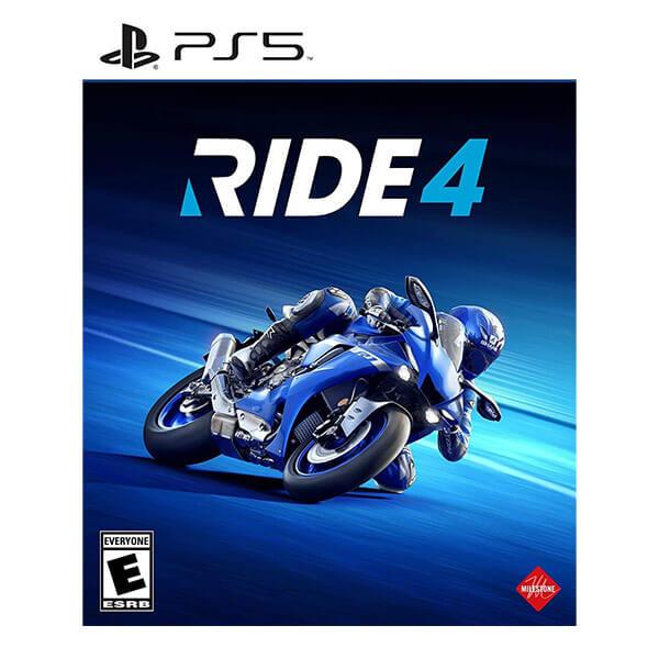 بازی Deep Silver Ride 4 برای PS5 – آکبند