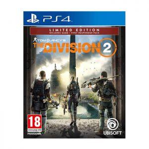 خرید بازی Division 2 برای PS4 - استوک