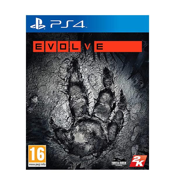 خرید بازی Evolve برای PS4 - آکبند