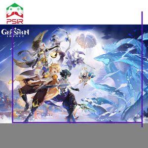 بررسی بازی Genshin Impact برای PS5 + مقایسه گرافیکی روی PS4 و PS5