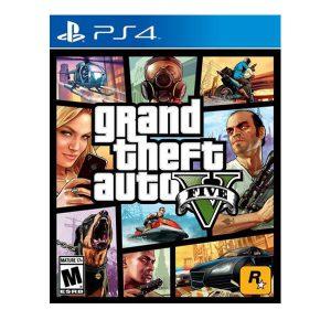 خرید بازی Grand Theft Auto V برای PS4 دست دوم