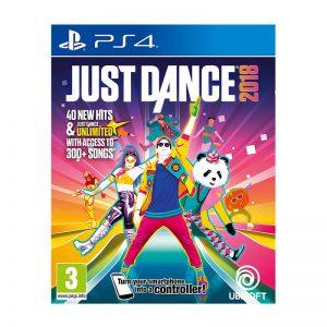 خرید بازی Just Dance 2018 دست دوم برای PS4