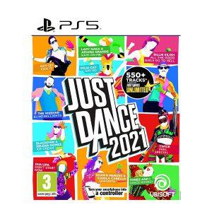 خرید بازی Just Dance 2021 برای PS5 - آکبند