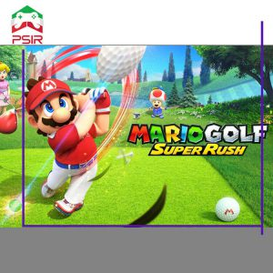 همه چیز درمورد بازی Mario Golf Super Rush | تاریخ انتشار، تریلر، جزئیات و.