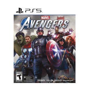 خرید بازی Marvel's Avengers برای PS5 - آکبند