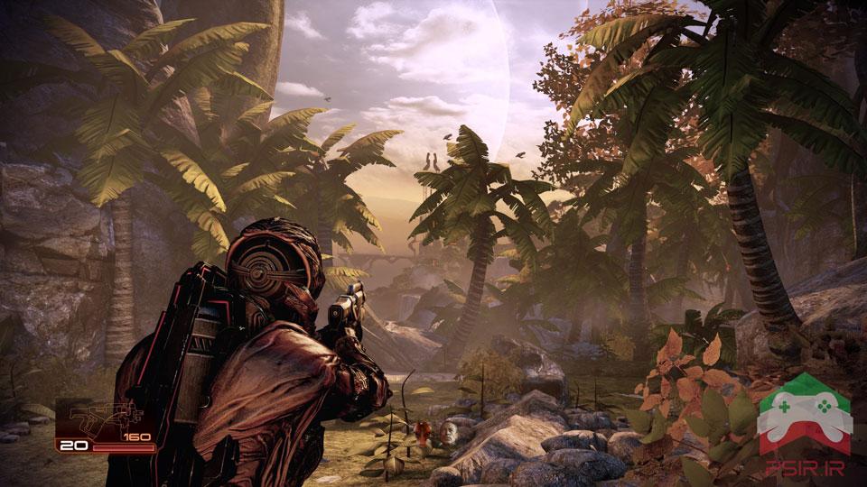 بهبود گرفیک در نسخه جدید Mass Effect: Legendary Edition | تصویر