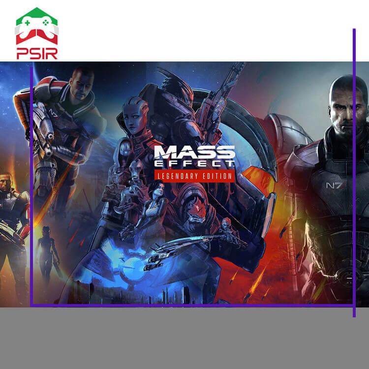 گزارشی در مورد به روزرسانی نسخه Mass Effect Legendary Edition
