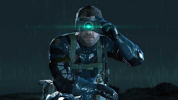 محیط بازی Metal Gear Solid V: Ground Zeroes برای PS4 - آکبند