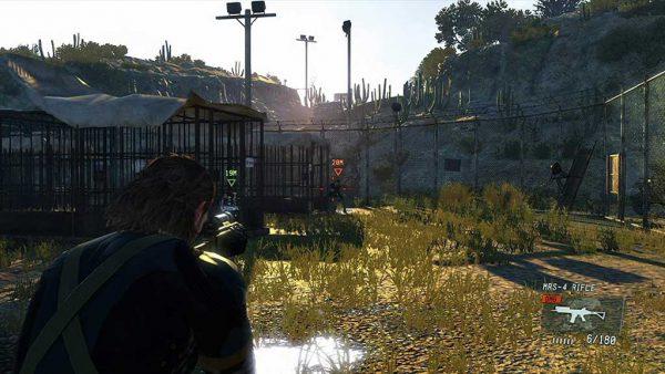 تصویر بازی Metal Gear Solid V: Ground Zeroes برای PS4 - آکبند
