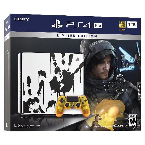 PlayStation 4 Pro باندل Death Stranding – آکبند