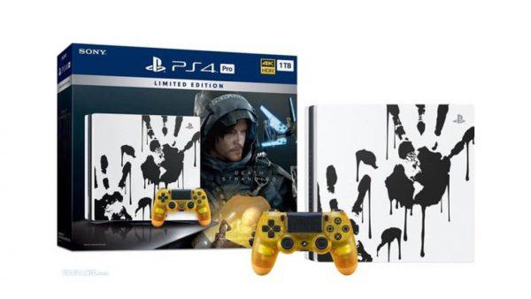 خرید PlayStation 4 Pro باندل Death Stranding نو