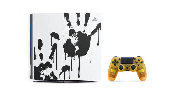 قیمت خرید PlayStation 4 Pro باندل Death Stranding - آکبند