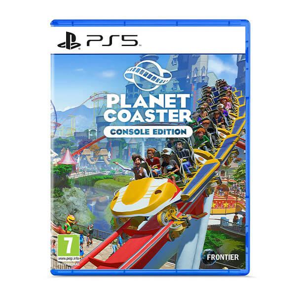 خرید بازی Planet Coaster PS5
