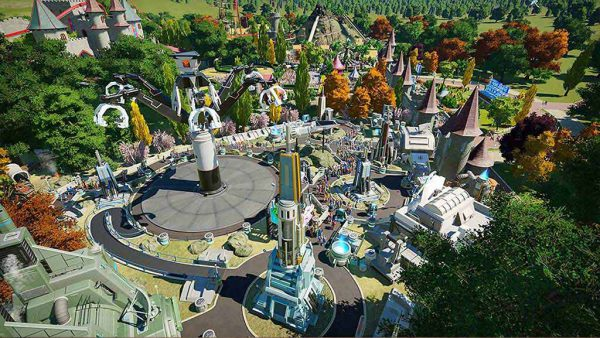 عکس بازی Planet Coaster برای پلی استیشن 5