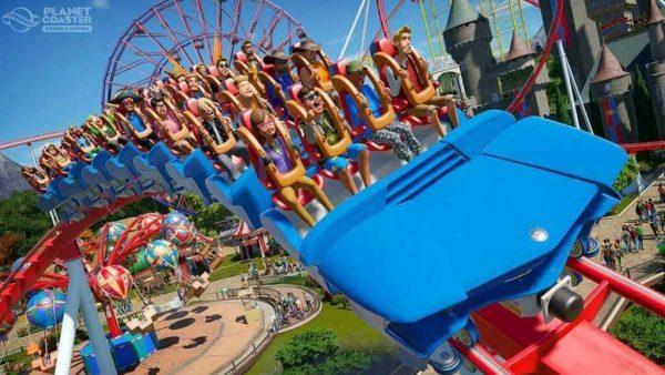 تصویر بازی Planet Coaster PS5