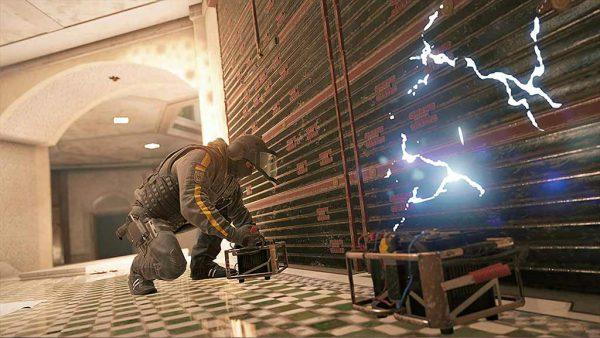 محیط گیم پلی بازی Rainbow Six Siege برای PS5