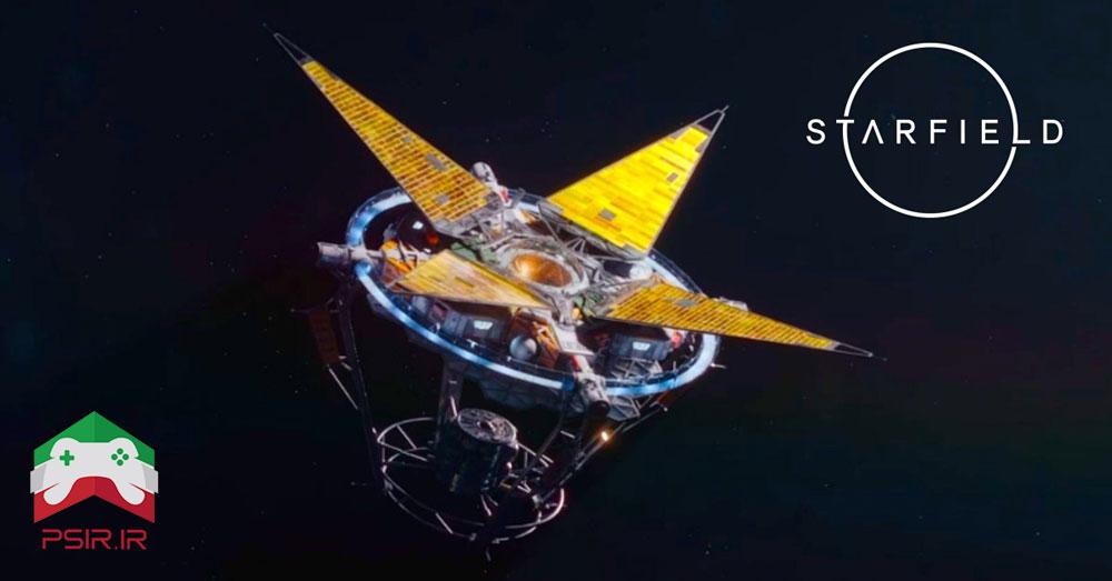 داستان بازی Starfield