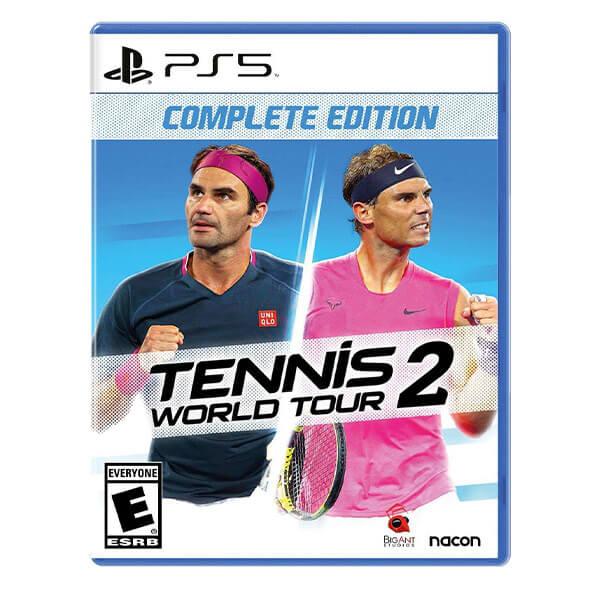 خرید بازی Tennis World Tour 2 برای PS5 - آکبند
