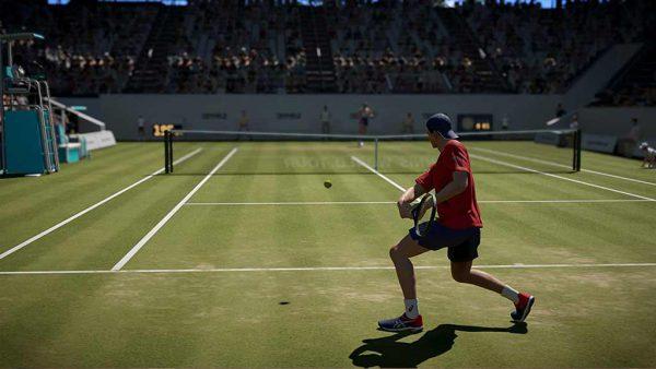 تصویر بازی بازی Tennis World Tour 2 برای PS5