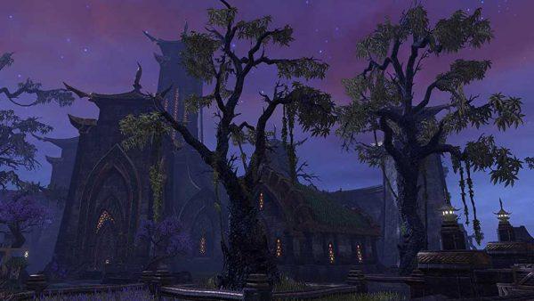 اسکرین شات بازی The Elder Scrolls Online برای PS4 - آکبند