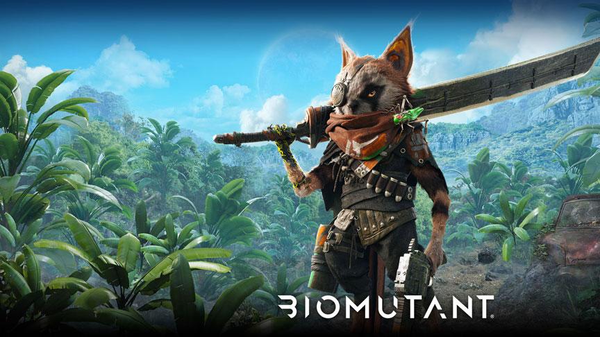 همه چیز در مورد بازی Biomutant