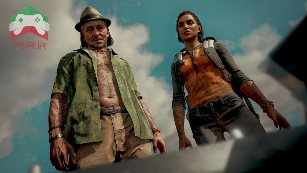 تصویر از زمان بازی Far Cry 6