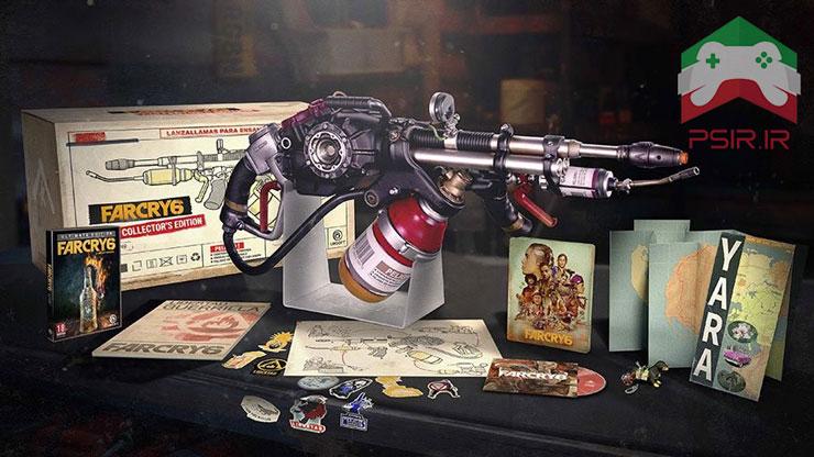 مهمترین ویژگی Far Cry 6 توانایی کنار گذاشتن اسلحه است