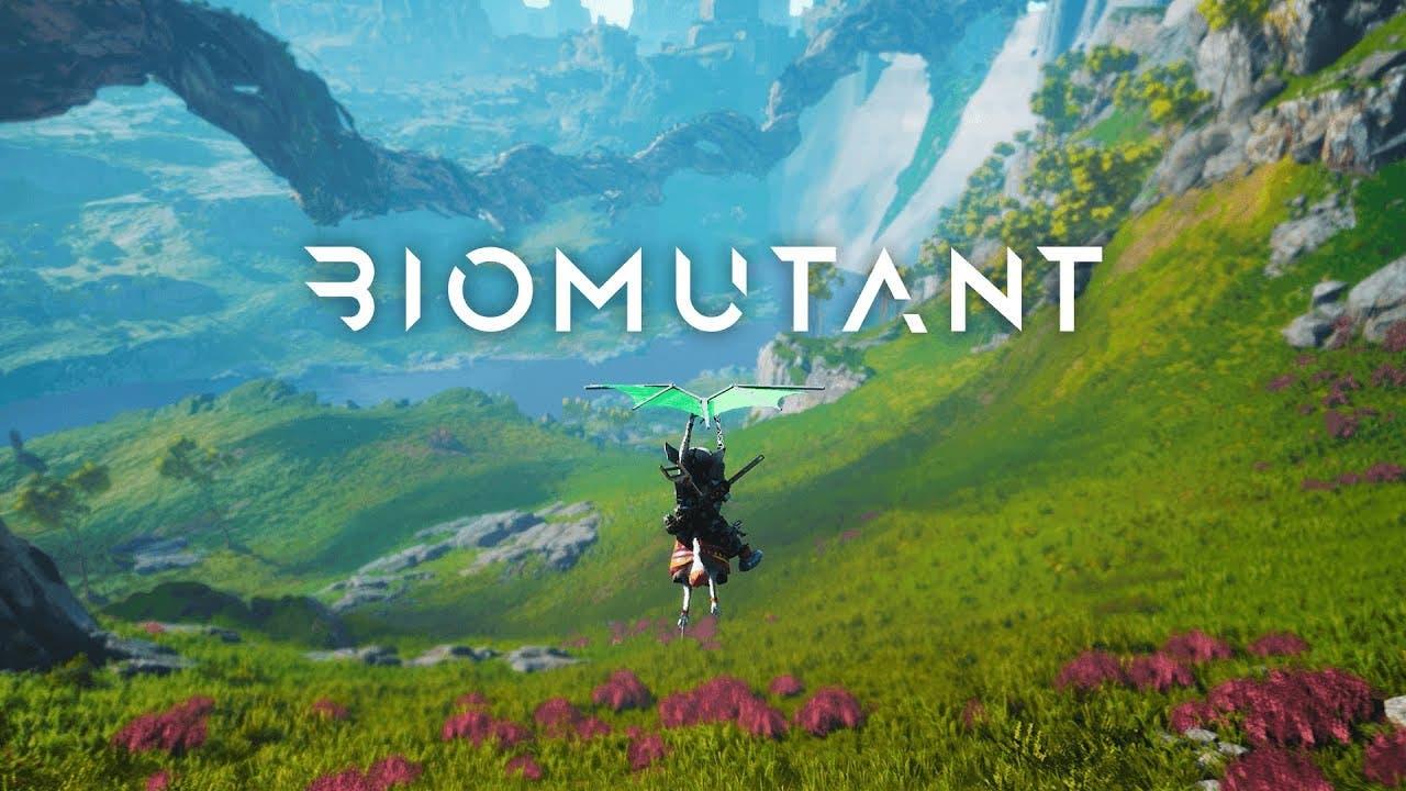 ترفندهای بازی Biomutant