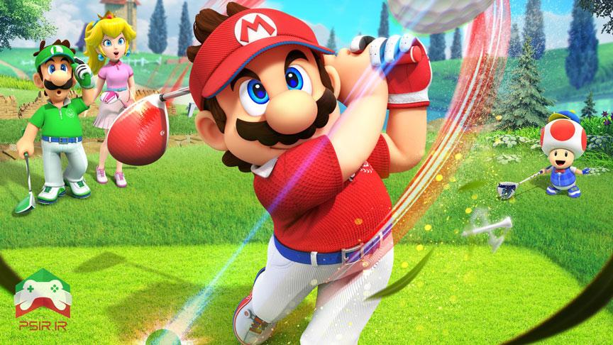داستان بازی Mario Golf: Super Rush Preorders
