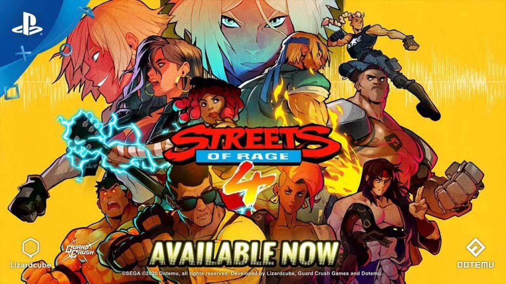خلاصه ای از داستان جالب و جذاب بازی street of rage 4