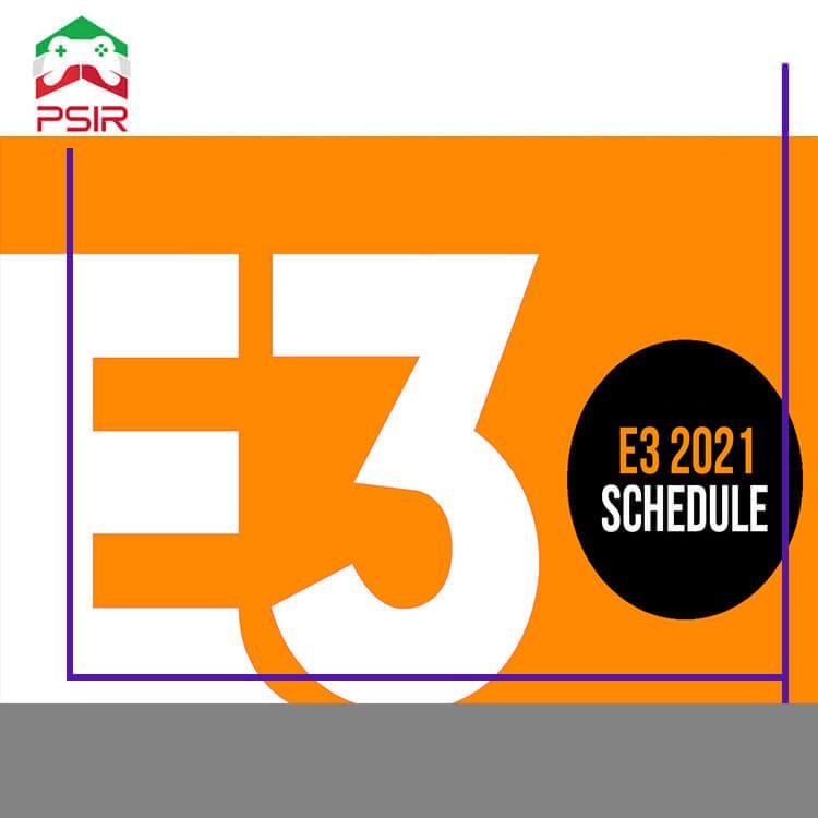 چگونه E3 2021 را ببینیم؟ زمان بندی وت تاریخ دقیق برنامه ها