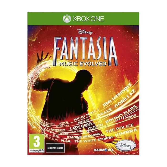 بازی Fantasia music evolved برای Xbox One – استوک