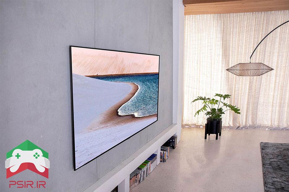 تلویزیون مناسب برای گیمینگ (PS5, Xbox) ال جی: LG OLED65GX